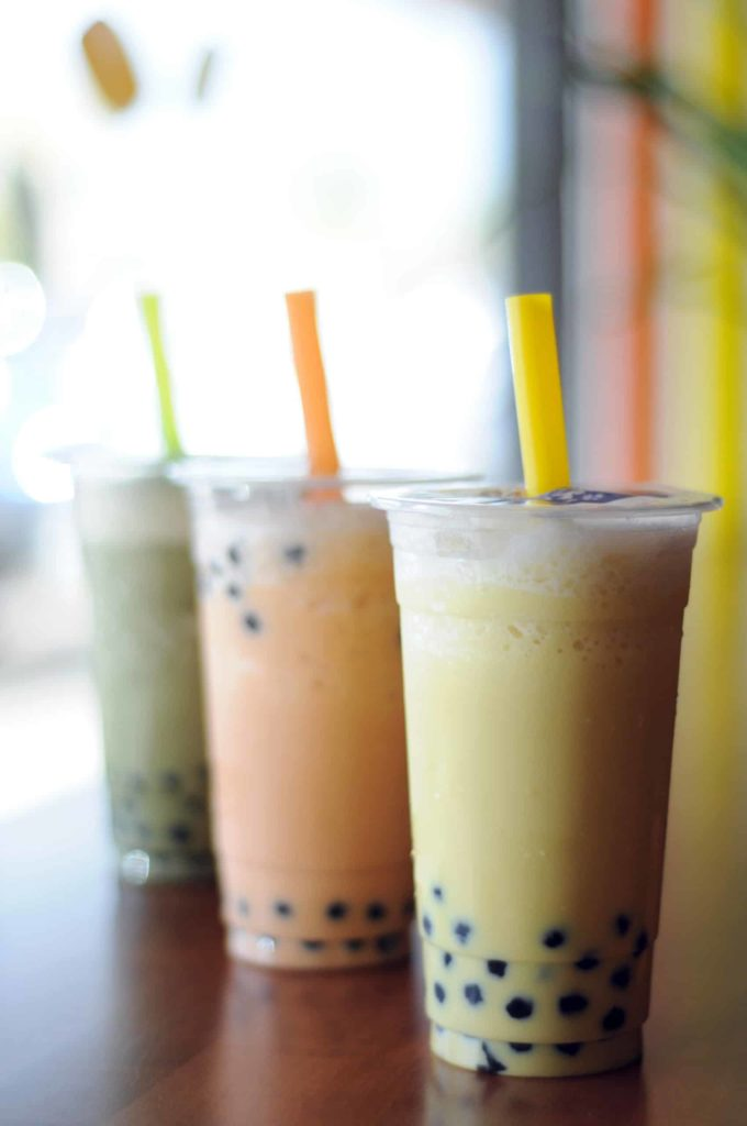 Bubble Tea Edmonton