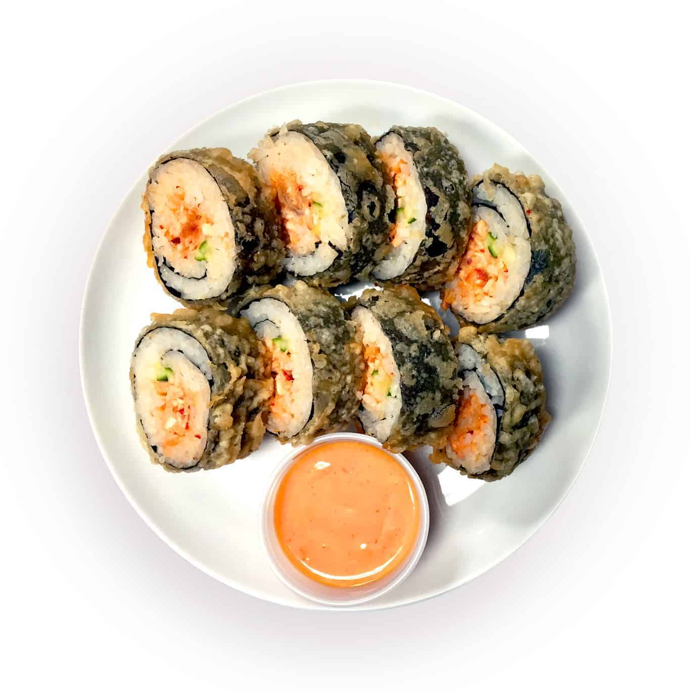 Everything You Need To Know About Dragon Eye Roll Sushi
