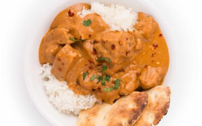 Naan and Butter Chicken: The Dish Your Nana Warned You About