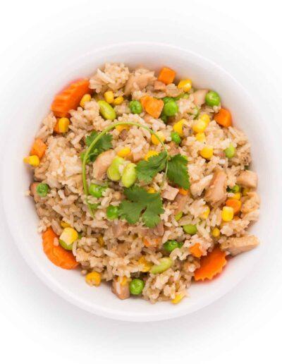 Chicken Fried Rice Bowl