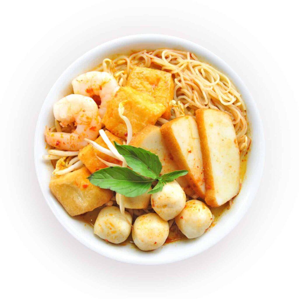 Malaysian Laksa Noodle