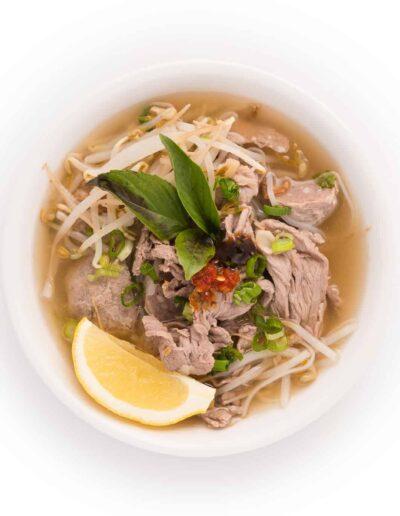 Pho Rice Noodle Soup