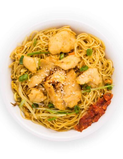 Singapore Noodle Bowl