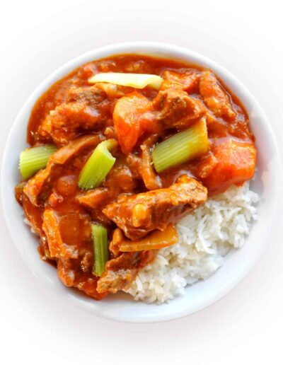 Hungarian Spicy Goulash