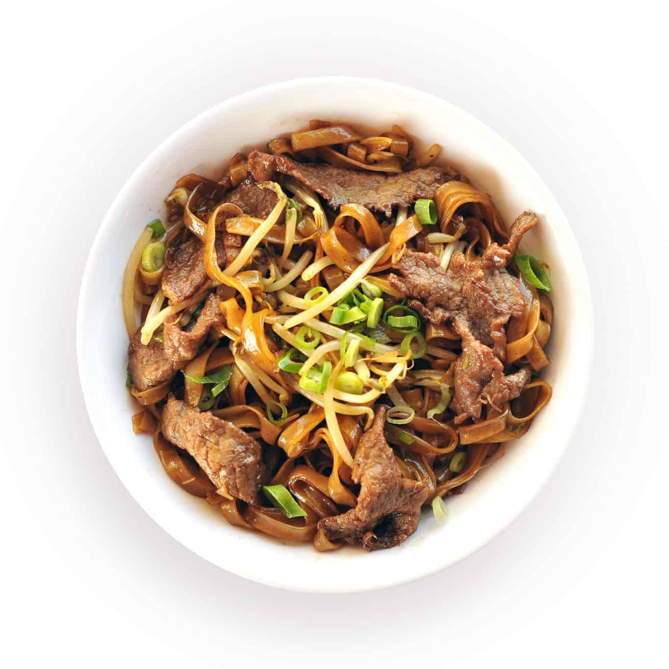 Stir Fried Flat Noodle