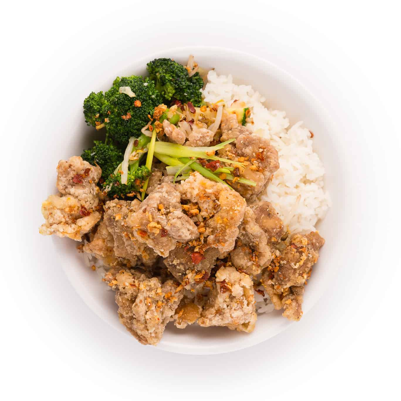 Taiwanese Deep Fried Chicken