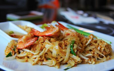 A Tasty Bite on the History and Makings of Pad Thai