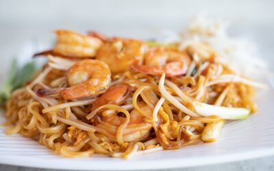 How to Hunt for and Enjoy Perfectly Cooked Pad Thai