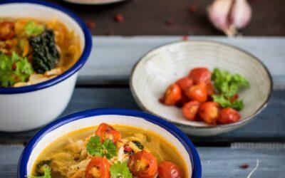 Pork Chop Bowl: A Thai Lemongrass Recipe – Get Freshness in A Bowl