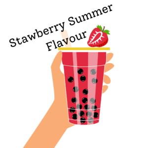 Strawberry Summer Flavour