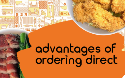 Advantages of Ordering Direct From Rice Bowl Deluxe